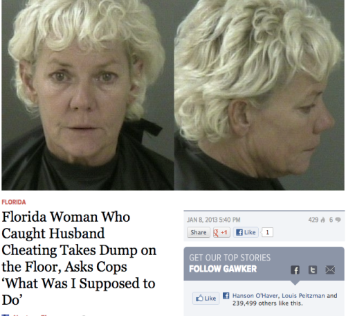 Florida in the headline seems kind of redundant.