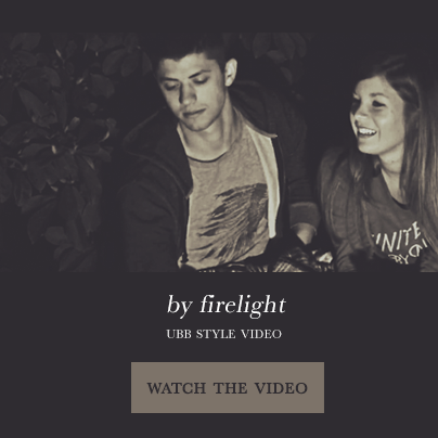UBB's latest Lookbook. Watch the video: http://bit.ly/zRrV7L