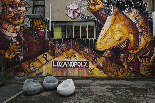| ♔ |  LOZANOPOLY  | by © FlouNet on Flickr