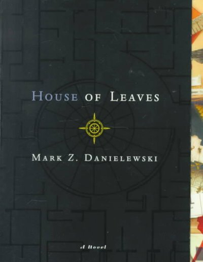 House Of Leaves, by Mark Z. Danielewski  Everybody needs to read this book. But you need to read it at the right time in your life. And don't read it at night.  This book is spooky and wonderful and intense. It sucks you in. Sometimes you have to read three chapters without stopping, sometimes you can't read a whole page at once. Aside from the story itself, it plays with form and shape and storytelling unlike any other book that comes to mind. You really have to actively read this story. I can't wait to read it again and again; I have a feeling I'll never really have read it all.  If you decide to read this book, take your time doing so. Read every footnote, look up every reference, check every appendix. if you don't understand a passage, reread it until you do. It's worth the effort.