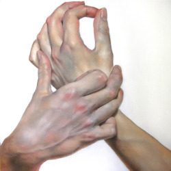 hifas:  Large Hands #1 by Daniel Maidman