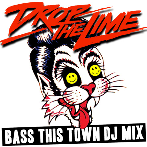 brand new dj mix up now  http://soundcloud.com/dropthelime/drop-the-lime-bass-this-town