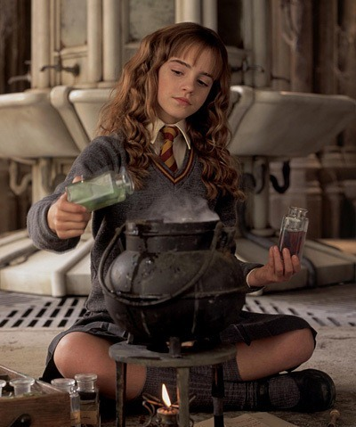 theperksofbeingademon:  This is my favourite photo of Hermione Granger.