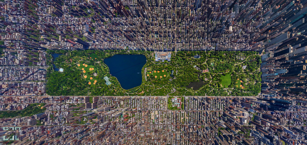 Central Park aerial panorama source: The Atlantic