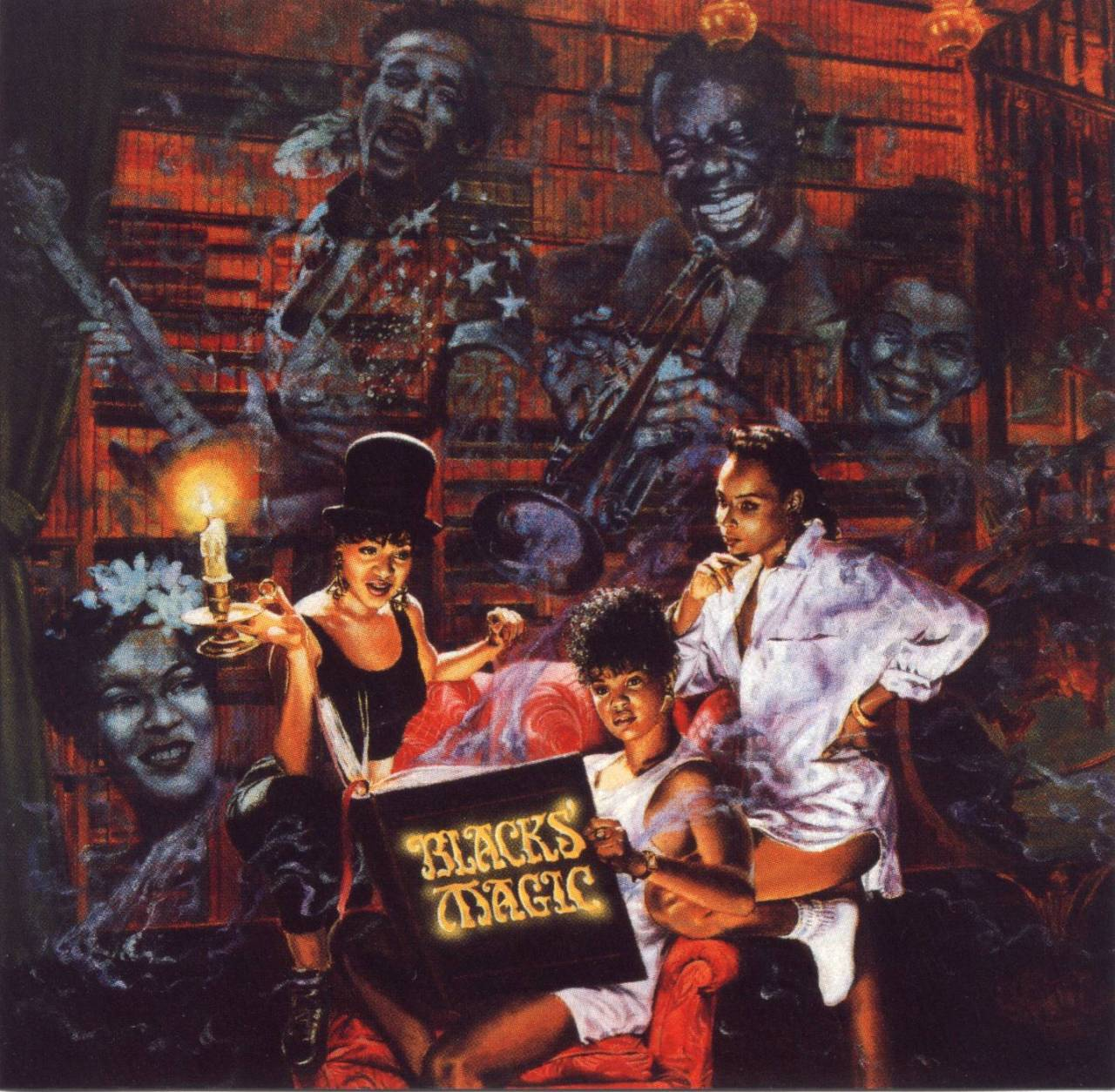 BACK IN THE DAY |3/19/90| Salt-n-Pepa released their 3rd album, Black's Magic, on Next Plateau Records.