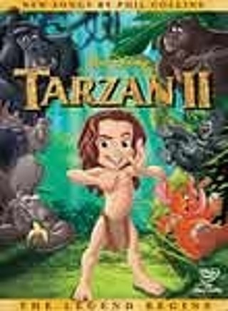 I'm watching Tarzan 2                        Check-in to               Tarzan 2 on GetGlue.com