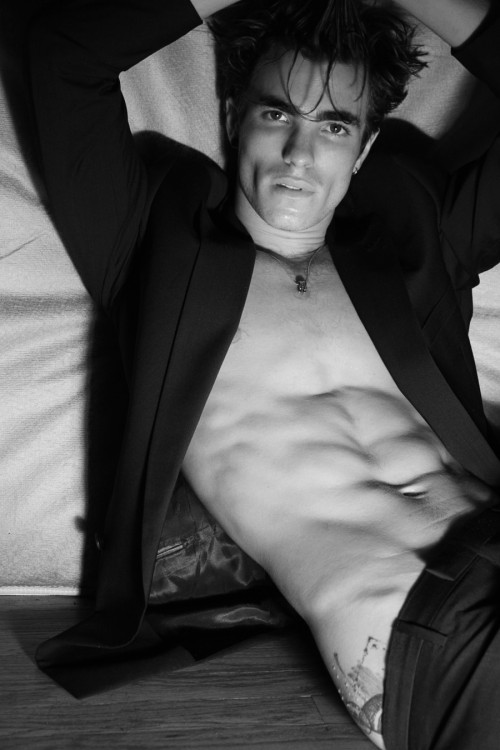 homotography:  Julian Schratter by Torian Lewin  i need this on my blog.