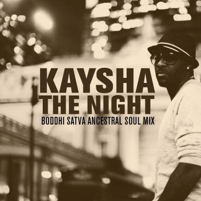 KAYSHA - THE NIGHT (BODDHI SATVA ANCESTRAL SOUL MIX)