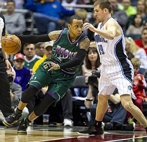 "ABOUT LAST NIGHT, VOL. ""Monta Ellis Scores 25 of his 39 points In The 4th Quarter!"""