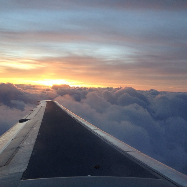 it's time to getaway! hunt your own clouds scenery :) Picture taken from Instagram. Image credit to: mgasav