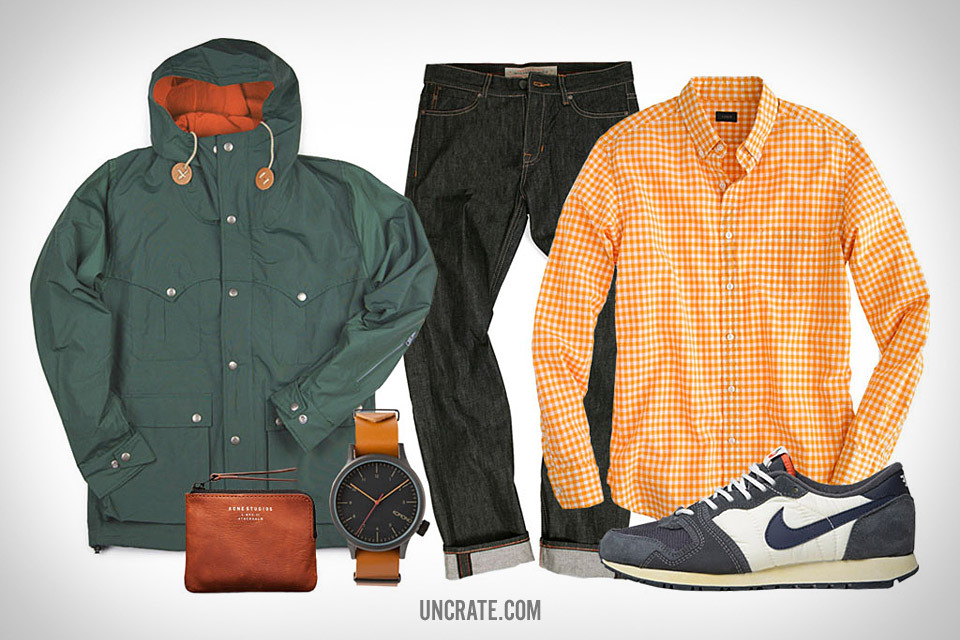 Garb: Orange You Glad