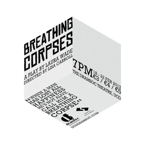 Breathing Corpses _ Poster on Flickr.A Poster for the next Production I'm in