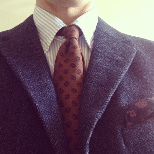 Wednesday - #wooltie day