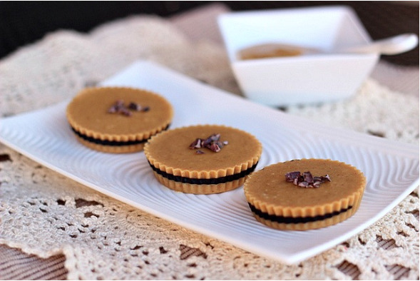 miscellaneousdesserts:  Inside Out Peanut Butter Cups (recipe)