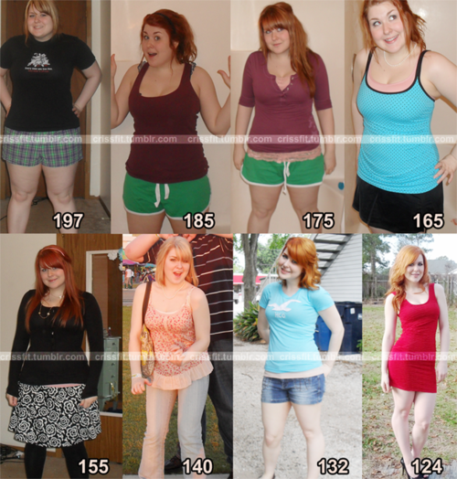 size10plz:  maira1109:  carpytam:  It's pretty impressive…  motivacion  I would really like to point out that even though criss fit isn't on tumblr anymore (bby i missss youuu) she actually couldn't maintain the last image because it was too much on her body and was developing unhealthy eating habits. This is what she posted before she left   Here's a MUCH more accurate representation of my weight loss! I was rarely as small as the before/after pictures floating around because it's unmaintainable.  Read my weight loss guide, if you're interested in how I did it! http://redhairandgirlyflair.blogspot.com/2012/06/guide-how-criss-lost-weight.html