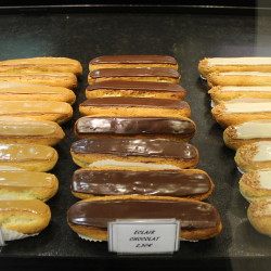Cakes in a Bakery in Paris @ Paris, France  Lots of yummy cakes in the bakery :) #paris  Via Foodspotting