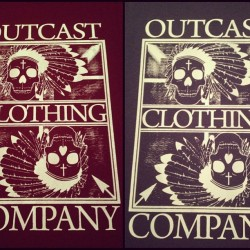 Buy one www.outcastclothingcompany.bigcartel.com #sick #occ #outcast #clothing #company #outcastclothingcompany #xxx #indian #feathers #skulls #bones #printed #screenprint #screenprinting #cross #god #jesus #holy #cow