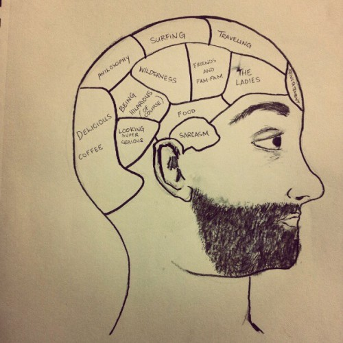 A co-worker's brain.
