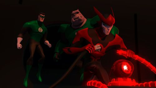 "Green Lantern: The Animated Series ""Babel"" Description & Images"