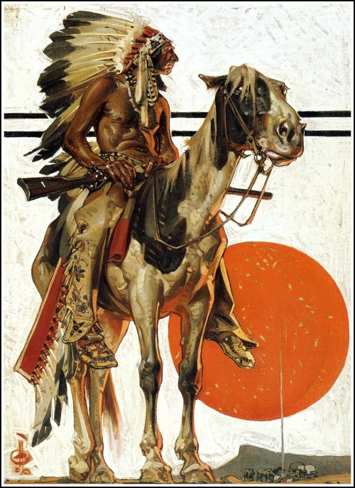 Happy Birthday, J.C. Leyendecker!!