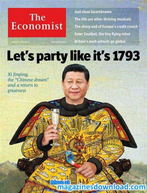 The Economist - May 4-10, 2013