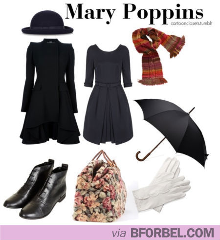 Mary Poppins- Buy here.