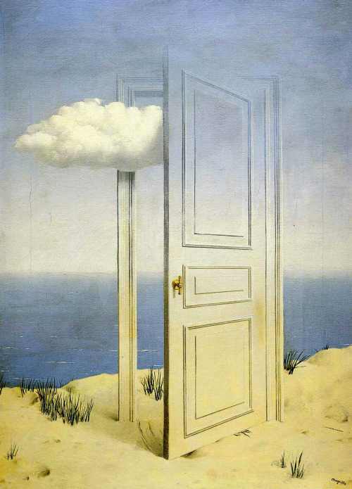 thedeity:  The Victory by René Magritte, 1939