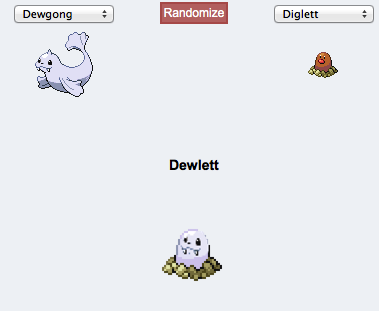 izumikage:  spookyhouse:  pokefusion dewgong with any pokemon and you'll get the cutest thing ever  Dewkey tho