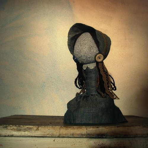 lawhimsy:  Jane Eyre Doll ~ La