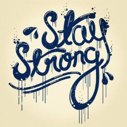 Stay strong final work #dfault #type #design #illustration #creative #clothing #apparel #artwork #finalwork #staystrong