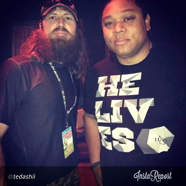 This is beyond awesome Jase and Tedashii :)