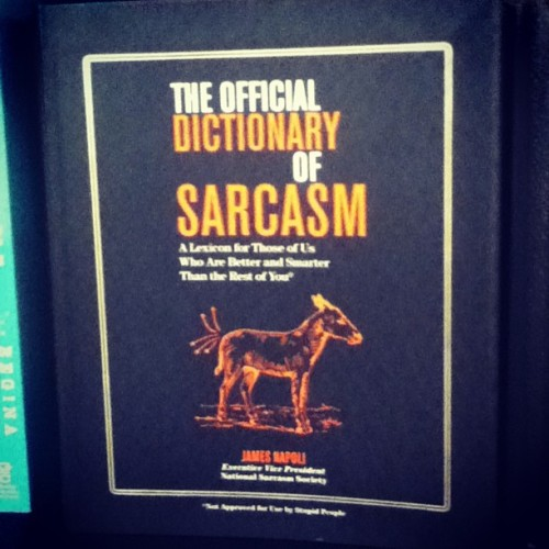 My kind of book :)