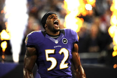 bleacherreport:  Ray Lewis has told his teammates that he will retire at the end of the season. Already can't wait to hear Ray Lewis' Hall of Fame speech.