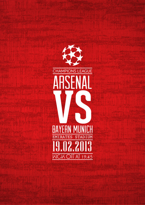 "bthegooner:  Bthegooner: PROMO ""Topspiel in London"" Looking forward to this match. We should just play the best way, the Arsenal way, and if we do that, we can take the advantage to Munich. COME ON ARSENAL"