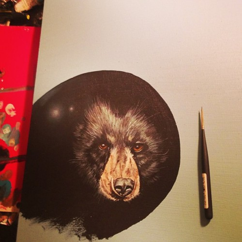 nosego:  I love late night paint sessions…Fur sure.  Nosego kills it on the regz, ya'll.