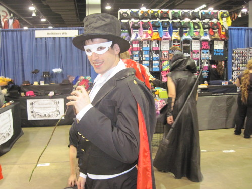 Tuxedo Mask (May 17th, 2013) Location: ACen-Rosemont, IL