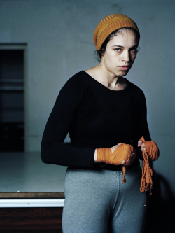mpdrolet:  Female Boxer No.3 from Female Boxers Inzajeano Latif