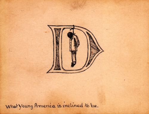From THE CRYPTIC REBUS DRAWINGS OF ANONYMOUS : 19TH CENTURY PICTURE WORD GAMES from the collection of Jim Linderman. Available NOW ebook $5.99 and Paper or Hardcover more.  INFO HERE