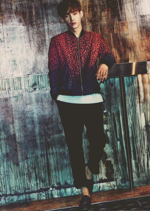Kim Jongdae for Nylon