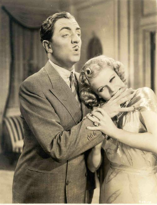 "William Powell and Jean Harlow - ""Libeled Lady"" (1936)"