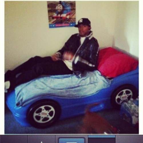 I woke up in a new bugatti lmao