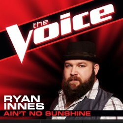 "This @ryaninnes is my newfound love ""with a voice as smooth as chocolate and a laugh that melts your heart"". #innestowinnes #aintnosunshine #love #thevoice #teamusher #icanrelate"