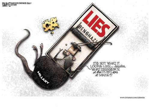 Michael Ramirez Cartoon - Thu, May 09, 2013, http://j.mp/13H0lZN