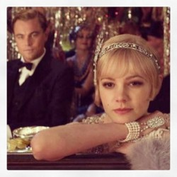 #wcw Mrs. Daisy Buchanan. She is absolutely splendid.