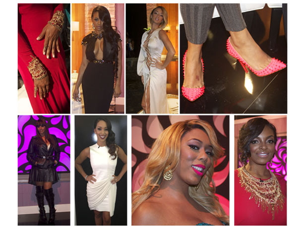 Fashion Poll: Who Was The Best-Dressed Basketball Wives L.A. Cast Member At The Season Two Reunion?