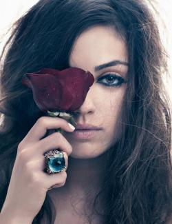 suicideblonde:  Mila Kunis photographed by Craig McDean