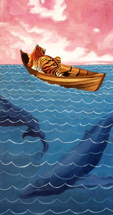 eatsleepdraw:  Life of Pi