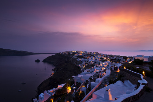 Santorini, Greece (by songallery)