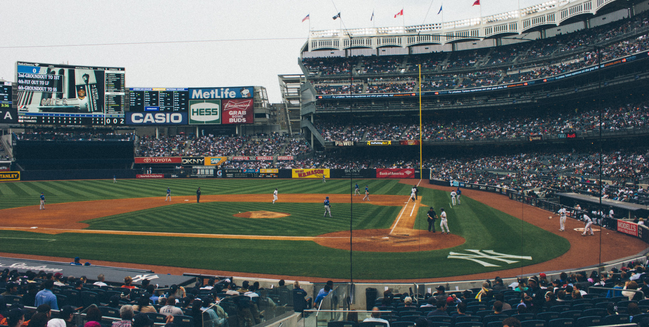 Los Yanquis vs. Blue Jays
