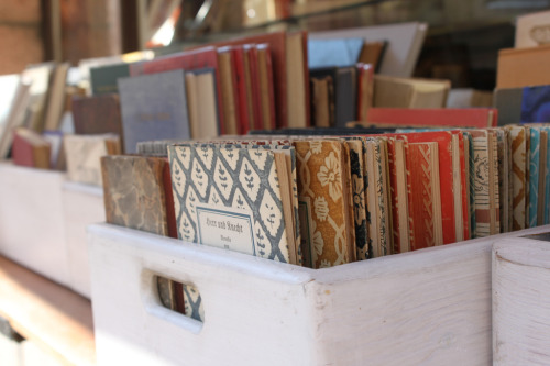 m-ty:  Old books (by Elaine_ B.)